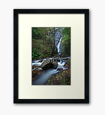Grey Mare's Tail, Kinlochleven Framed Print