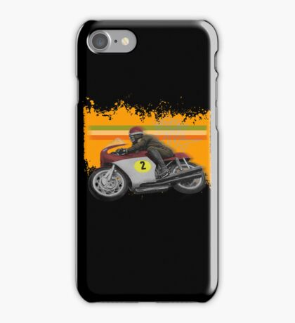 cafe racer 2 - agusta 500/4 iPhone Case/Skin