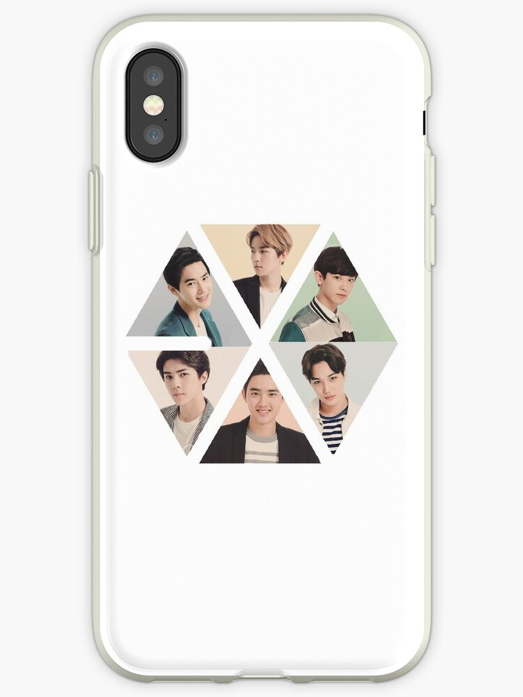 Exoception (exo k within the exo logo) by Adore Value