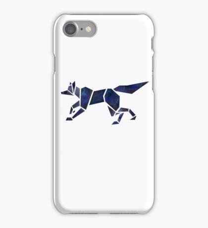 Origami Fox iPhone Case/Skin