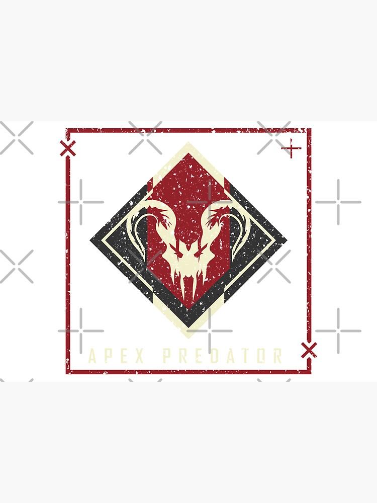Apex Predator Achievement Badge by creativearmory