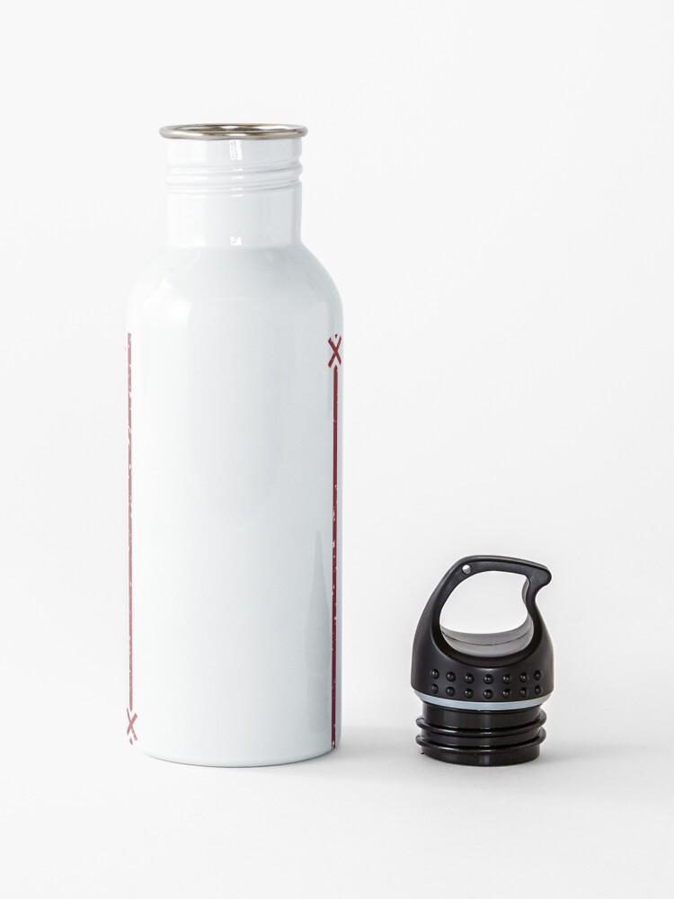 Alternate view of Apex Predator Achievement Badge Water Bottle