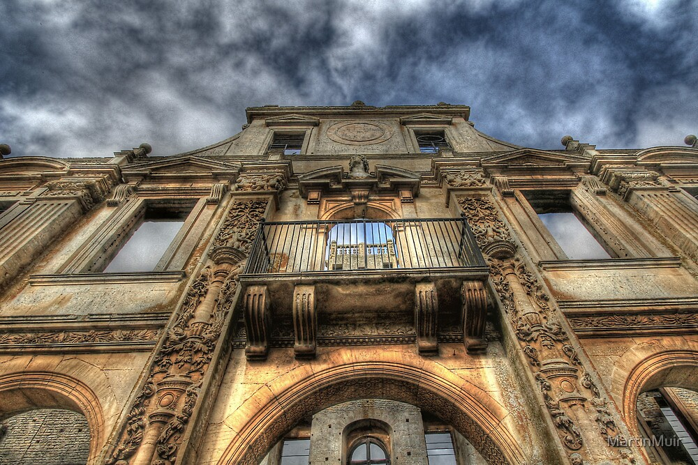 kirby hall 2 by MartinMuir