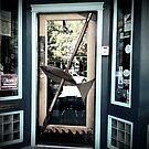 Fish Door - Shopfront by Colleen Drew