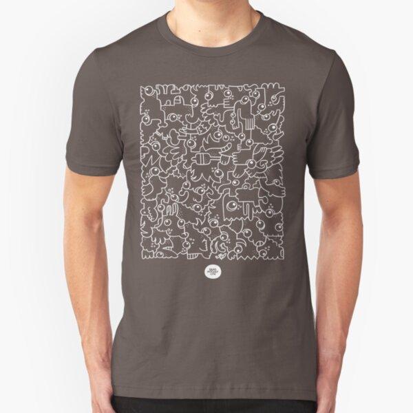 Doodle On, No. 1 Slim Fit T-Shirt