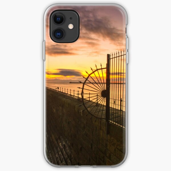 Tynemouth Pier  iPhone Soft Case