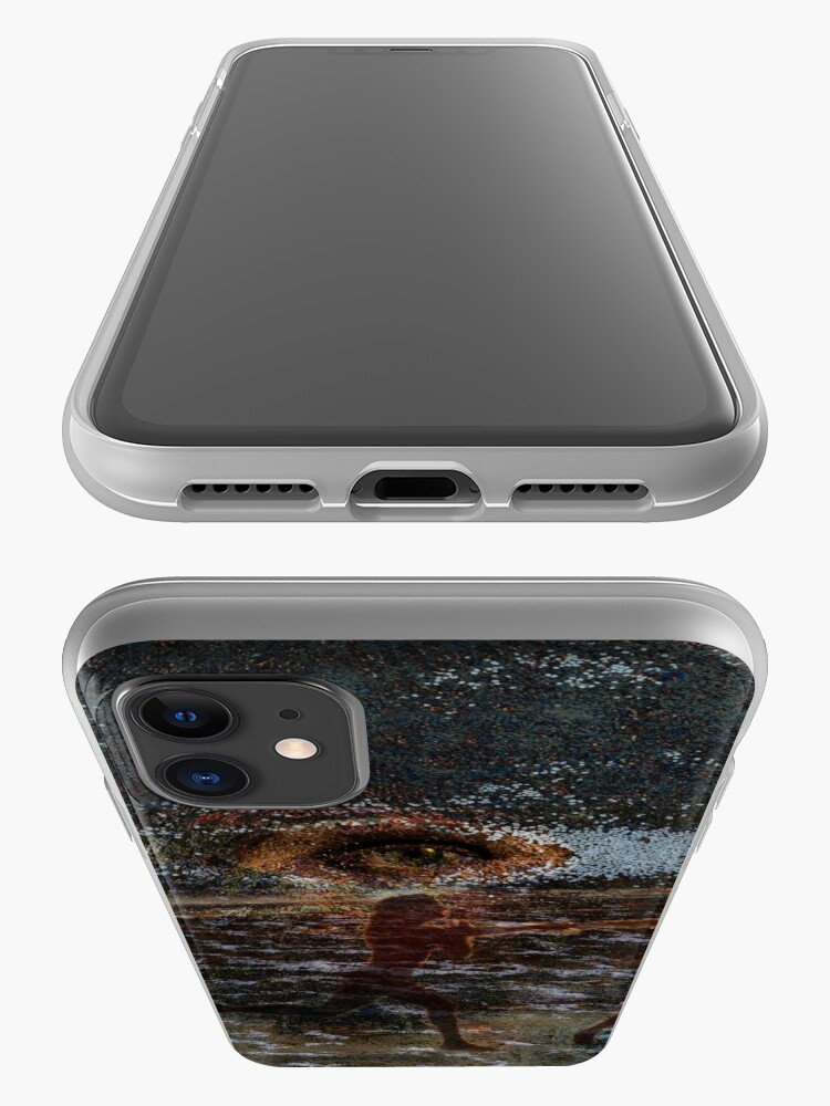 Alternate view of Ethereal Guide iPhone Case & Cover