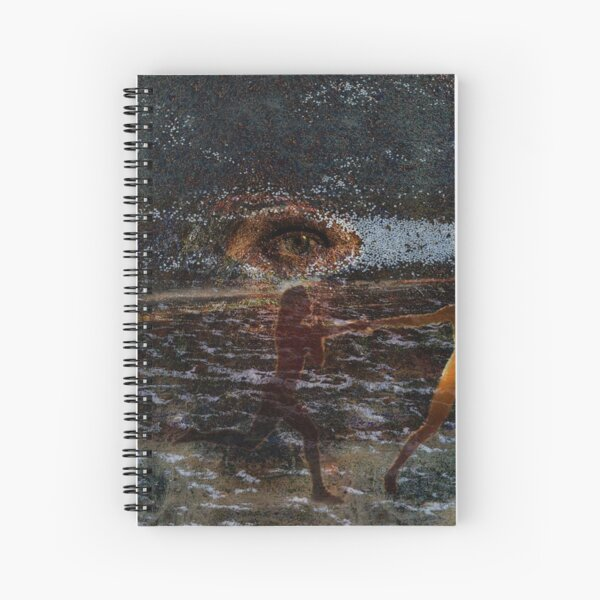 Ethereal Guide Spiral Notebook