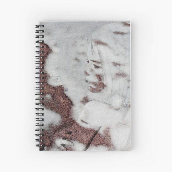 Calming Presence Spiral Notebook