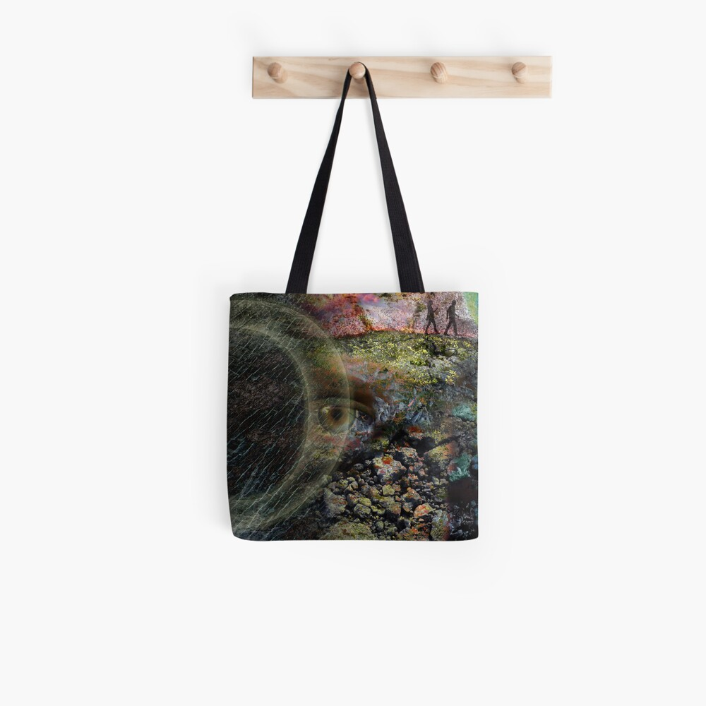Eye of Content Tote Bag