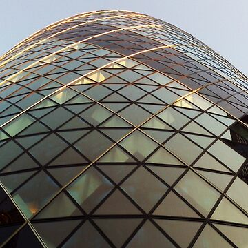 The Gherkin, London by jackmcinally