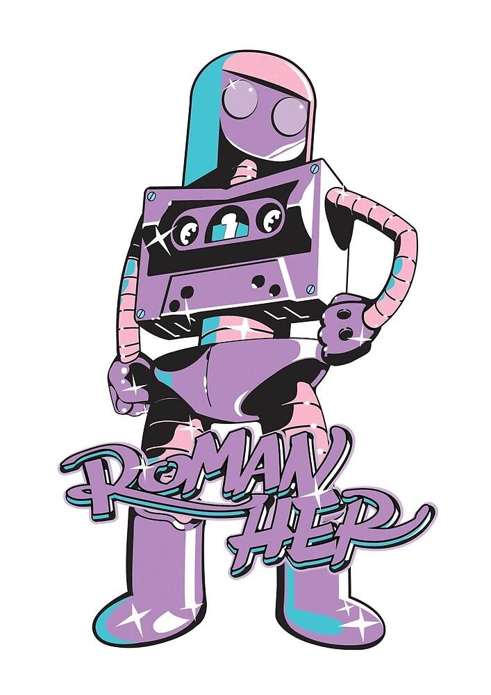 Romanher - Cassette by prosciutti