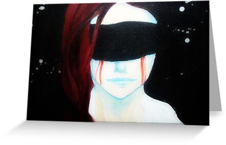 blindfold by debzandbex