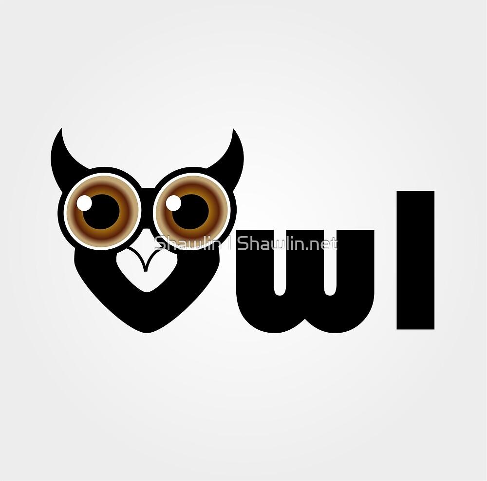 Owl- a symbol of wisdom  by Shawlin Mohd