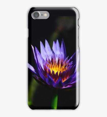 Burning Flower iPhone Case/Skin