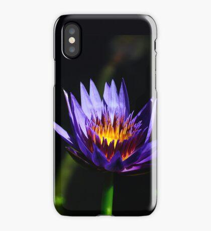 Burning Flower iPhone Case