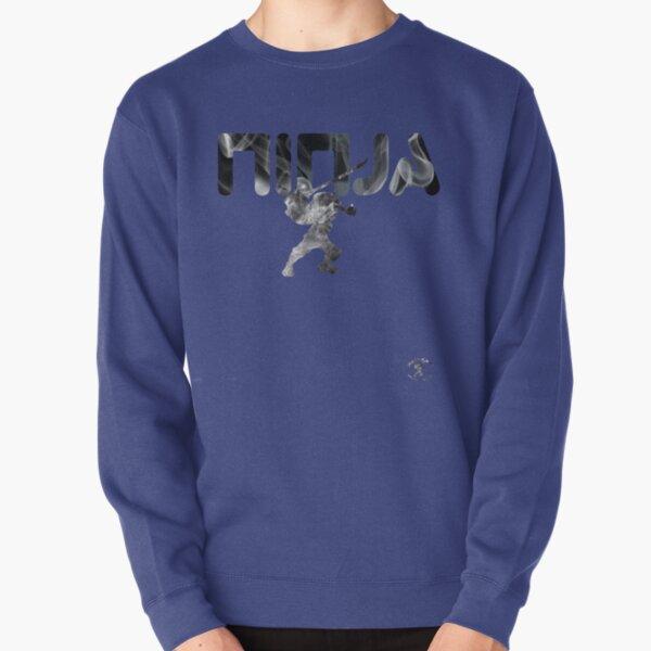 Smoke Ninja Pullover Sweatshirt