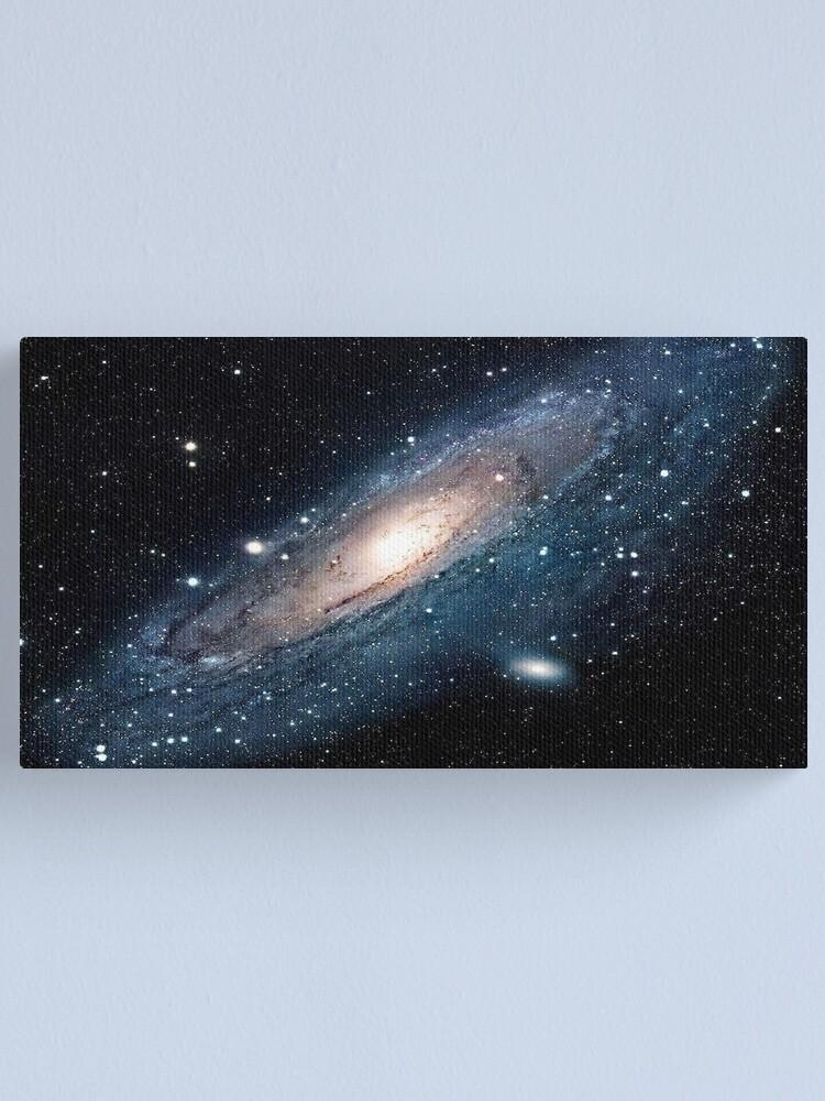 Alternate view of Milky way Canvas Print