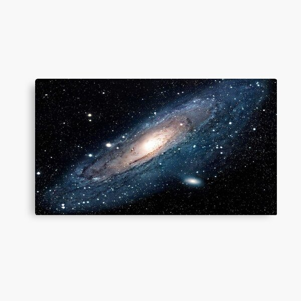 Milky way Canvas Print