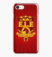 E.L.E- The Evil League of Evil iPhone Case iPhone Case/Skin
