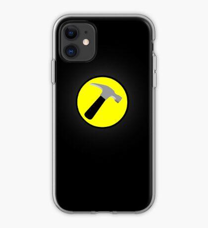 Funda para iPhone Captain Hammer Logo Vinilo o funda para iPhone