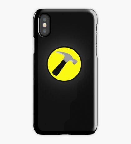Captain Hammer Logo iPhone Case iPhone Case/Skin