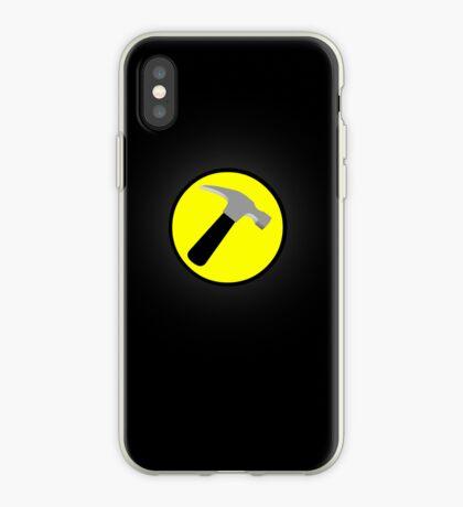 Captain Hammer Logo iPhone Case iPhone Case