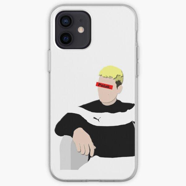 PLK Coque souple iPhone
