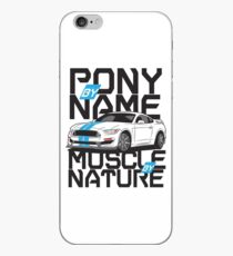 Ford Mustang GT350R iPhone Case