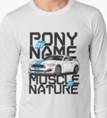 Ford Mustang GT350R Long Sleeve T-Shirt