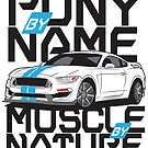 Ford Mustang GT350R by ethosveritas