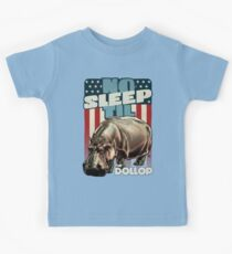 The Dollop - No Sleep Til Hippo (Clothing and Stickers) Kids Clothes