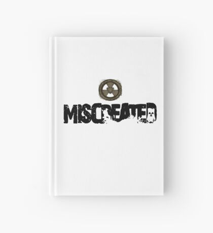 Miscreated Design 1 White (Official) Hardcover Journal