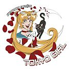 Everyone's favorite Tokyo girl by kinmoku