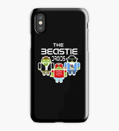 THE BEASTIE DROIDS iPhone Case/Skin