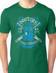 Doctors time travel club T-Shirt