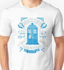 Doctors time travel club Unisex T-Shirt