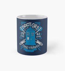 Doctors time travel club Mug