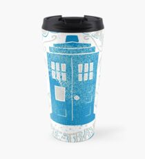 Doctors time travel club Travel Mug