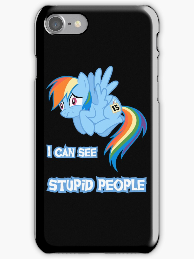 Stupid people by Kuzcorish