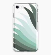 Mossy Feathers iPhone Case/Skin