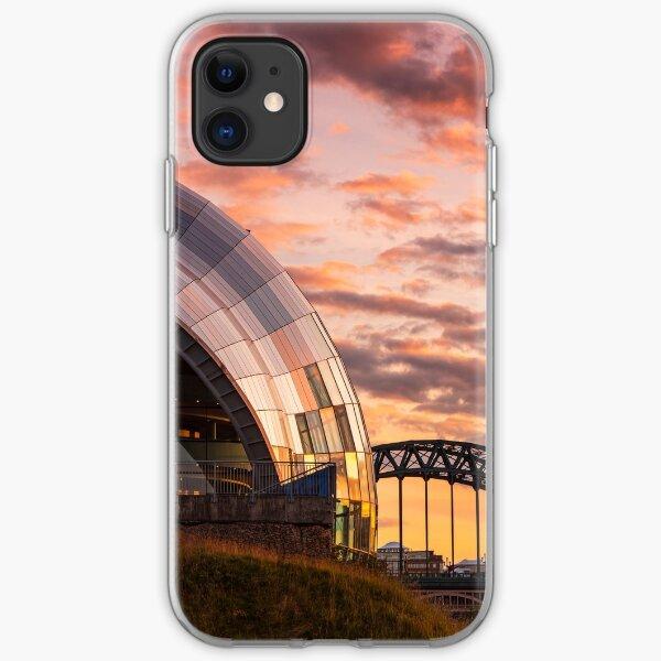 Sage Gateshead iPhone Soft Case