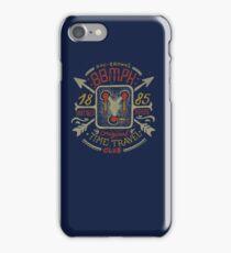 88 MPH iPhone Case/Skin