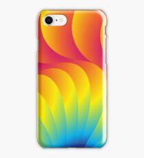 Rainbow Swirls iPhone Case/Skin