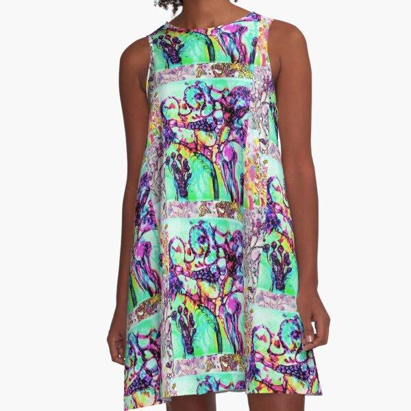 ice3 A-Line Dress