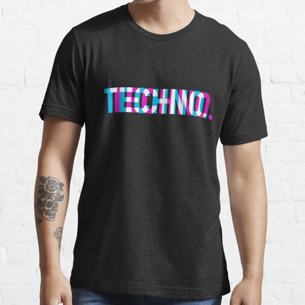 Techno T-shirt essentiel