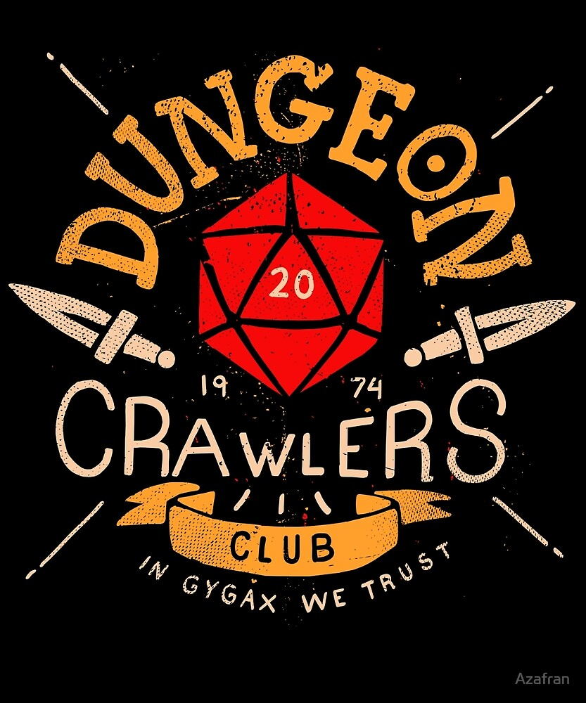 Dungeon Crawlers Club by Azafran