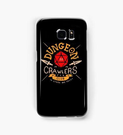 Dungeon Crawlers Club Samsung Galaxy Case/Skin