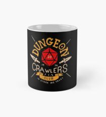 Dungeon Crawlers Club Mug