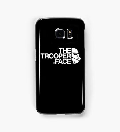 The trooper face Samsung Galaxy Case/Skin